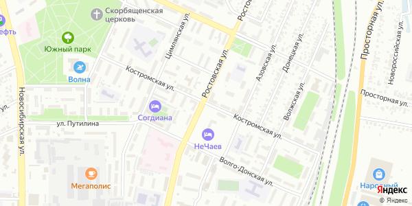 Костромская Улица в Воронеже
