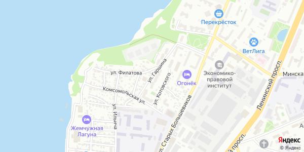 Гаршина Улица в Воронеже