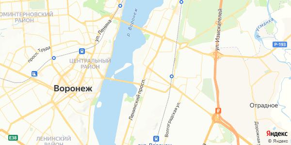 Ленинский Проспект в Воронеже
