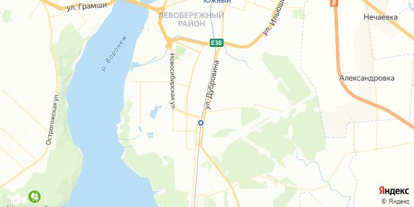 Дубровина Улица в Воронеже