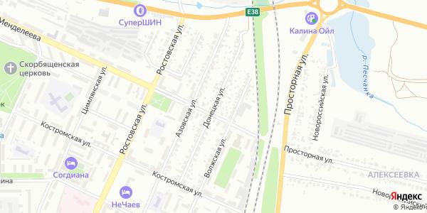 Донецкая Улица в Воронеже