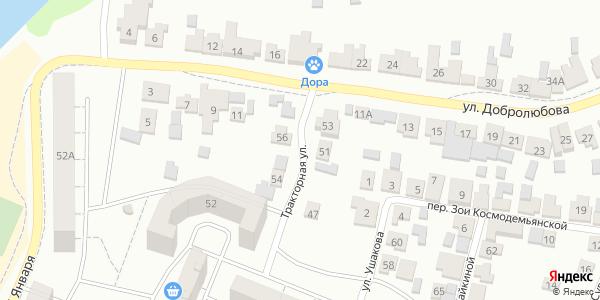 Тракторная Улица в Воронеже