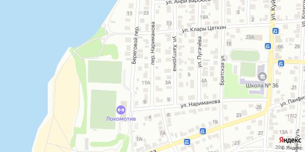 Нариманова Переулок в Воронеже