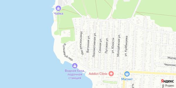 Вагонная Улица в Воронеже