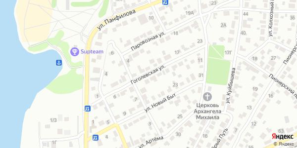 Гоголевская Улица в Воронеже