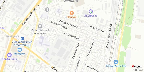 Полтавский Переулок в Воронеже