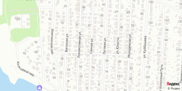 Сенная Улица в Воронеже