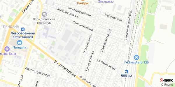 Полтавская Улица в Воронеже
