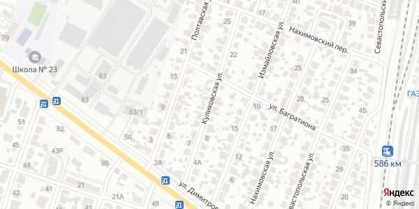 Куликовская Улица в Воронеже