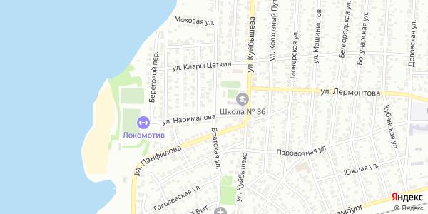 Братская Улица в Воронеже