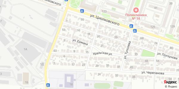 Ермака Улица в Воронеже