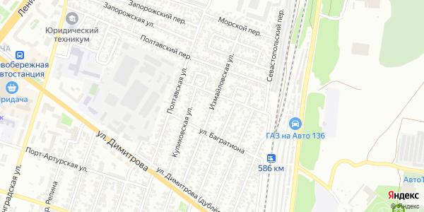 Измайловская Улица в Воронеже