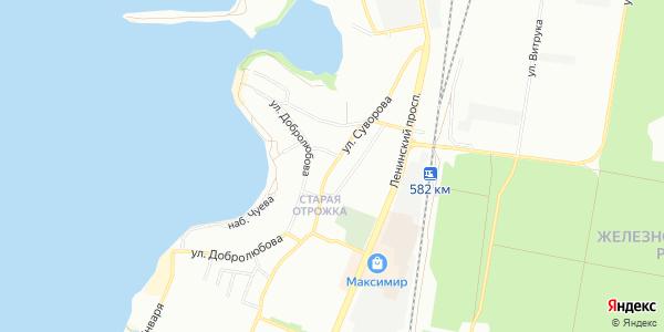 Суворова Улица в Воронеже