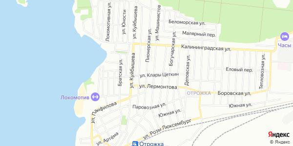 Пионерская Улица в Воронеже