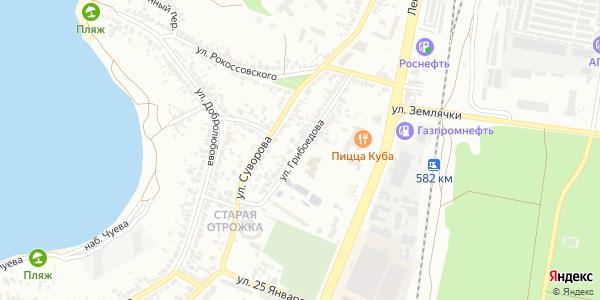 Грибоедова Улица в Воронеже