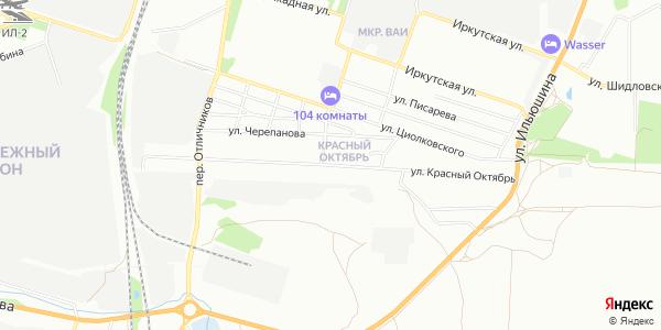 Красный Октябрь Улица в Воронеже