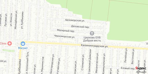 Черноморская Улица в Воронеже