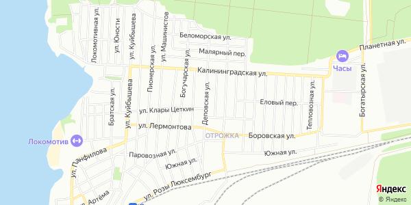 Деповская Улица в Воронеже
