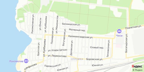 Калининградская Улица в Воронеже