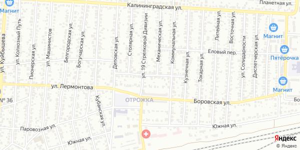 Северная Улица в Воронеже