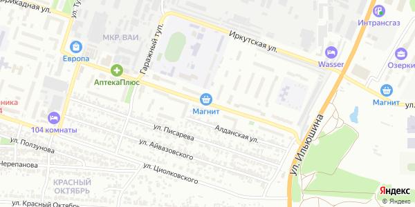 Иркутская Улица в Воронеже