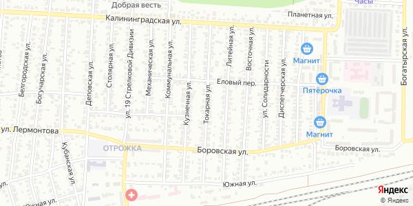 Токарная Улица в Воронеже