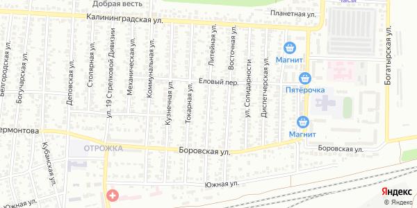 Литейная Улица в Воронеже