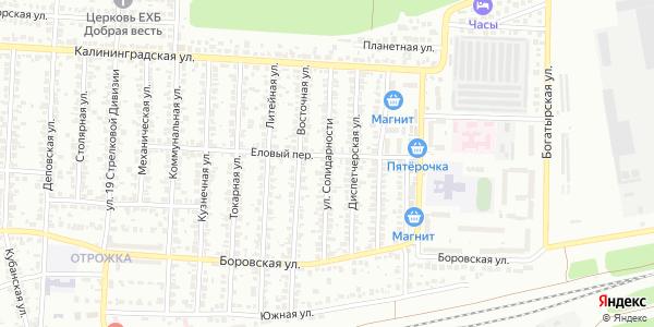 Солидарности Улица в Воронеже