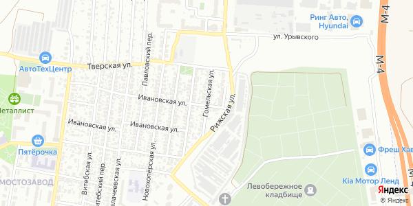 Гомельская Улица в Воронеже