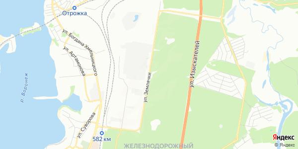 Землячки Улица в Воронеже