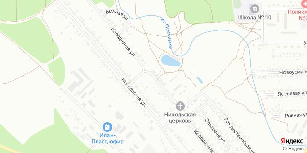 Колодезная Улица в Воронеже