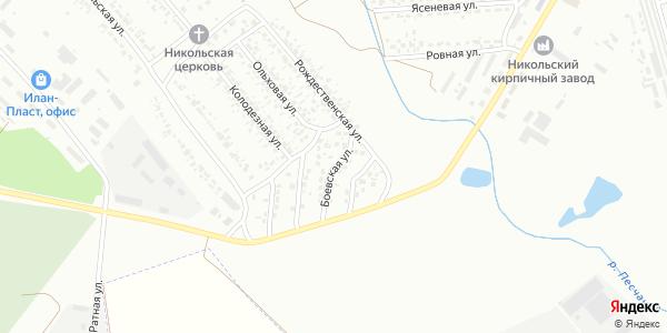 Боевская Улица в Воронеже