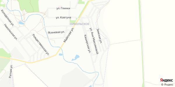 Каширская Улица в Воронеже
