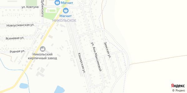 Ани Максимовой Улица в Воронеже