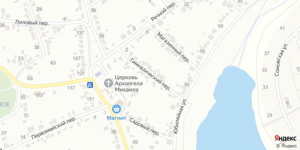 Гимназический Переулок в Воронеже