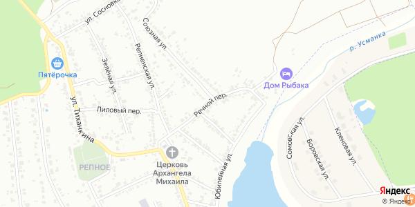 Речной Переулок в Воронеже