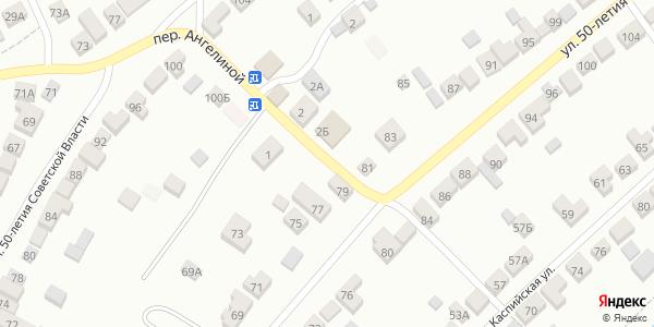 Ангелиной Переулок в Воронеже