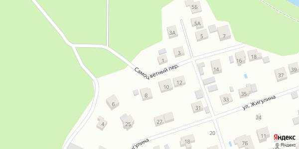 Самоцветный Переулок в Воронеже