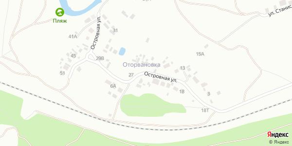 Островная Улица в Воронеже