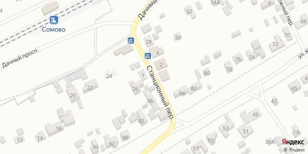 Станционный Переулок в Воронеже