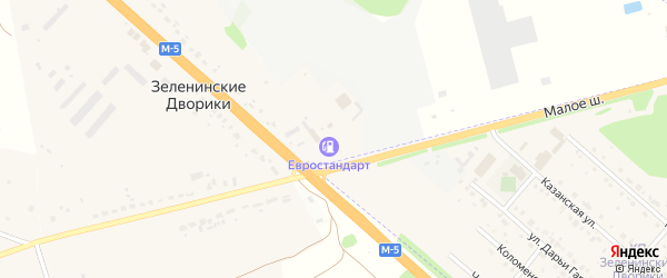 Территория ГСК 508 по ул Бурденюка блок 7 на карте Челябинска с номерами домов