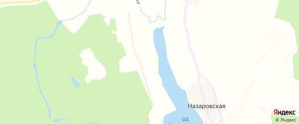 Карта деревни Кузнечихи в Архангельской области с улицами и номерами домов