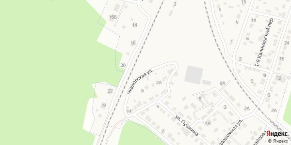 Чкаловская Улица в Воронеже