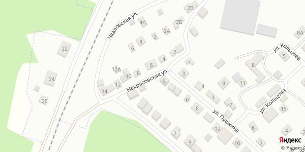 Некрасовская Улица в Воронеже