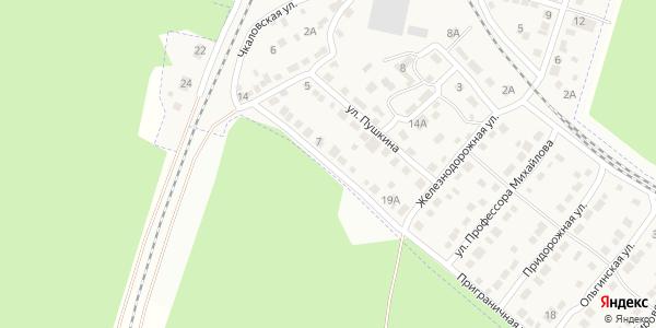 Приграничная Улица в Воронеже