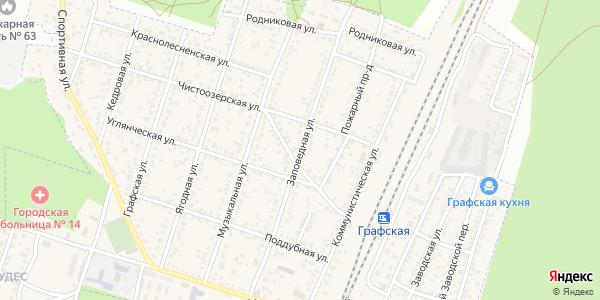Заповедная Улица в Воронеже