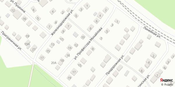 Профессора Михайлова Улица в Воронеже