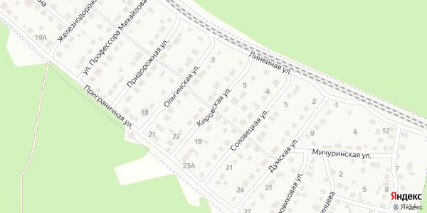 Кировская Улица в Воронеже
