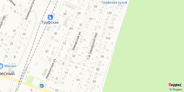 Заводской 1-ый Переулок в Воронеже