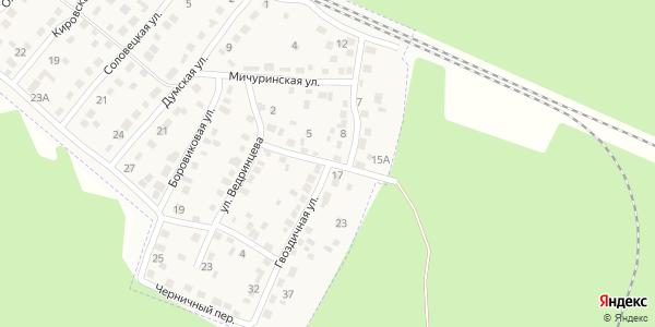Выездной Переулок в Воронеже